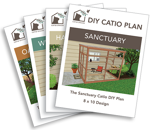 A DIY Catio Plan for every location and cat prefrence
