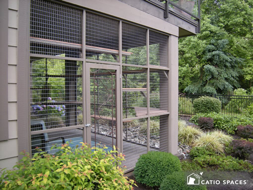 All About Catios Amp Cat Enclosures Catio Spaces