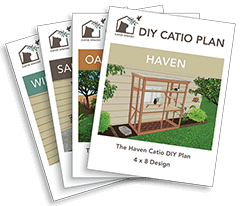 Catio Diy Cat Enclosure Plans Haven Catiospaces 240w