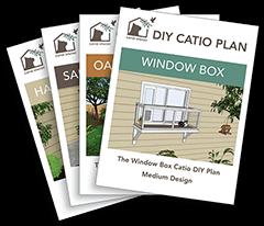 Diy Catio Plan The Window Box Catio Plans