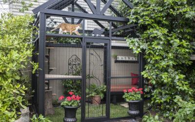 Serena's Garden Getaway Catios