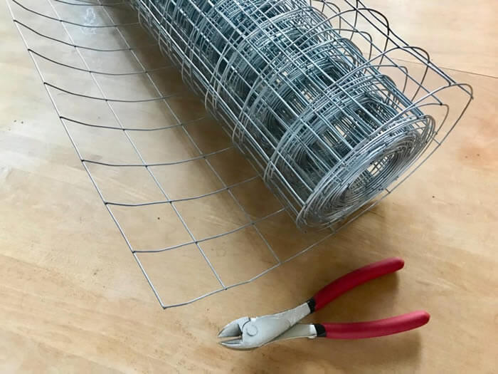wire mesh for catios