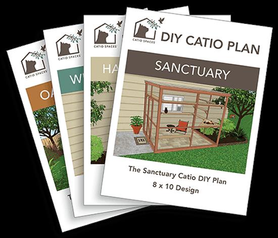 Catio Diy Cat Enclosure Plans Fan Catiospaces 594px