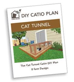 Cat Tunnel Diy Catio Plan Fan Image270