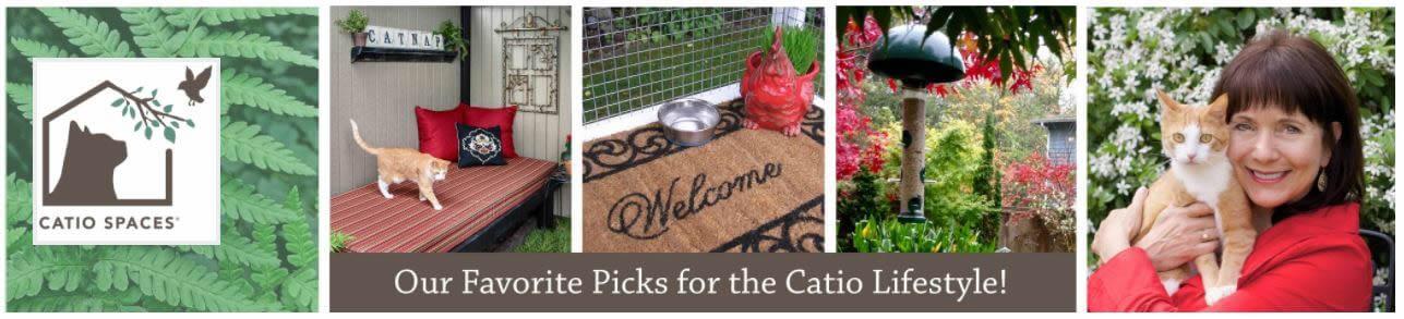 Catio Cat Enclosure Amazon Program