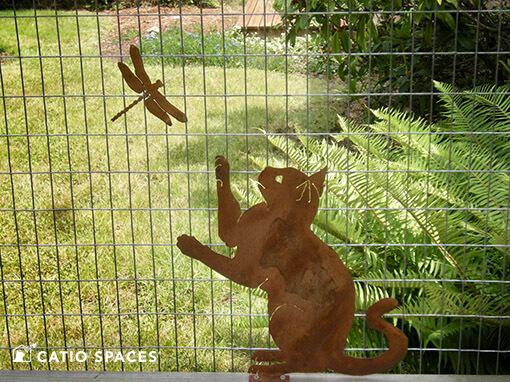 Catio Cat Enclosure Metial Cat Catiospaces 510 Wm