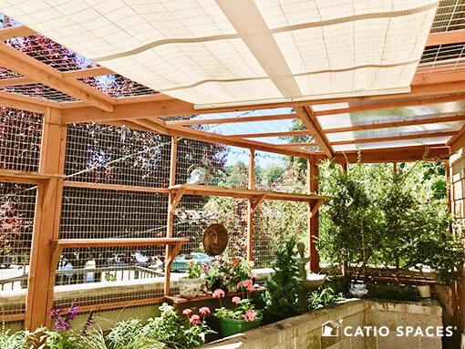 Catio Cat Enclosure Shade Blind Catiospaces 510 Wm