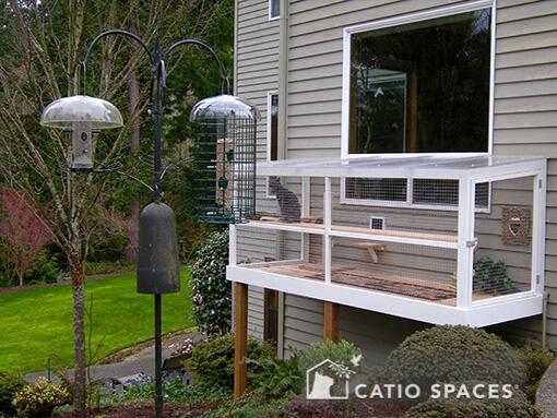 Catio Cat Enclosure Window Box Blankenship Catiospaces 510 Wm