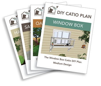 DIY Catio Plan