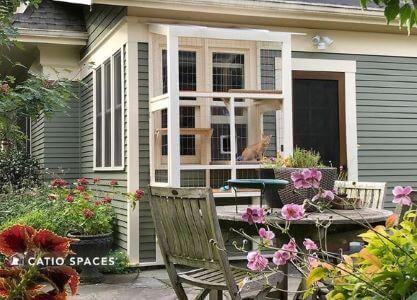 Catio Cat Enclosure Window Condo Exterior Janey Wm Catiospaces 1 (1)
